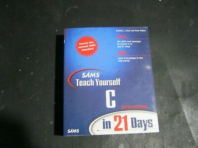 teach yourself C in 21 Days