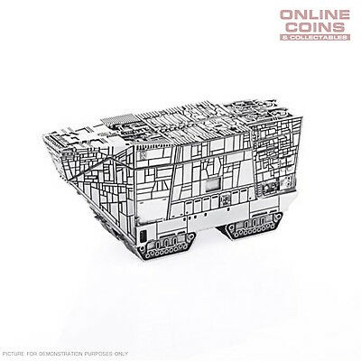 Star Wars Pewter Sandcrawler Trinket Box Model Official Licensed Royal Selangor
