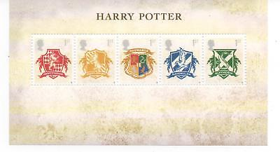 GB 2007 Commemorative Stamps~Harry Potter~M/S~Unmounted Mint Set~UK