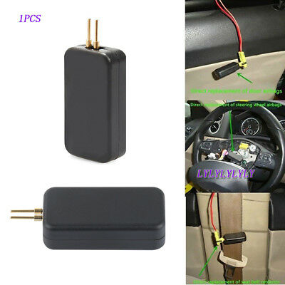 Car SRS Airbag Simulator Emulator Resistor Bypass Fault Finding Diagnostic New