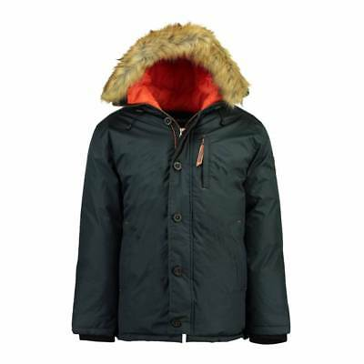 GEOGRAPHICAL NORWAY MENS Winter Jacket Very Warm Parka