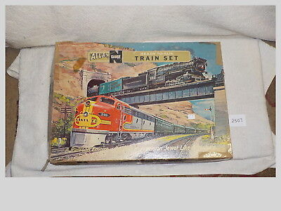 Vintage Atlas N Gauge Ready to Run Train Set Penna #24-564 - Working