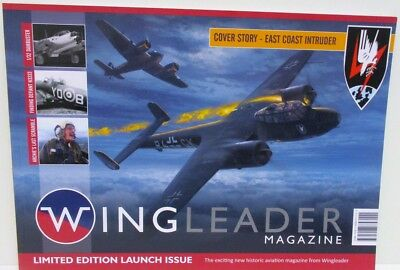 Wingleader Magazine - Limited Edition Launch Issue                          Book