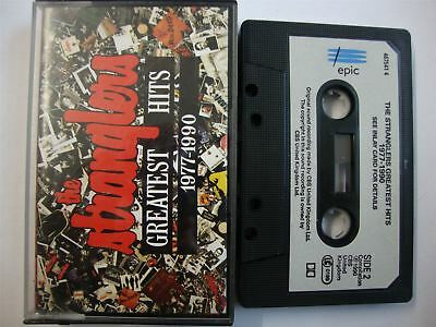 The Stranglers - Greatest Hits 1977-1990  Cassette Tape