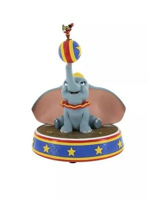 Disney Parks Exclusive Dumbo and Timothy Q. Mouse Resin Medium Figurine figure