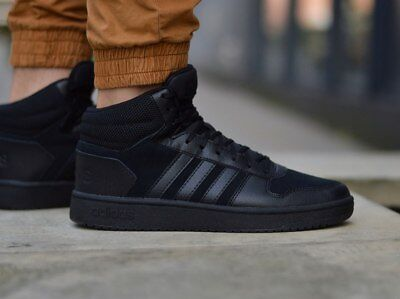 ADIDAS HOOPS 2.0 MID B44649 Chaussures Hommes