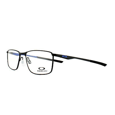 4191e3b6c2 Oakley Glasses Frames Socket 5.0 OX3217-04 Satin Black Blue 53mm Mens