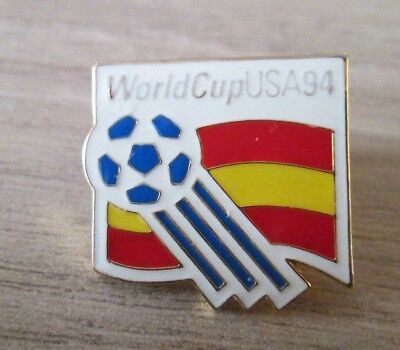 Pin's Badge Collection World Cup Usa 1994 Espagne