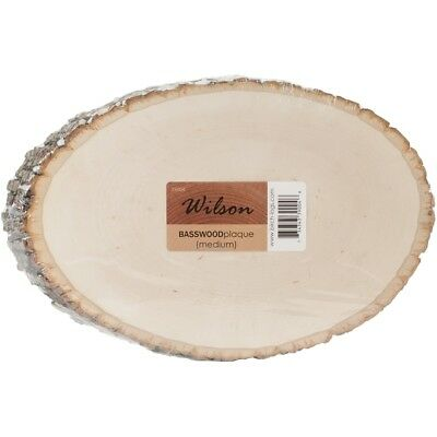 """Basswood Plaque-7"""" To 9"""""""