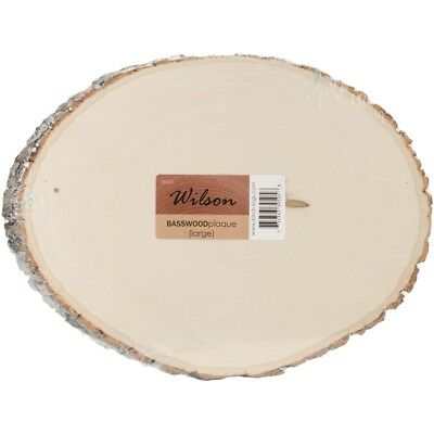 """Basswood Plaque-9"""" To 12"""""""