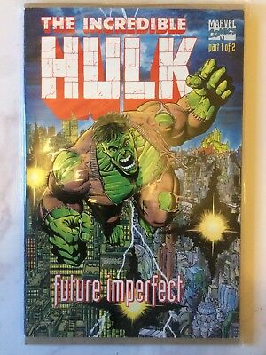Incredible Hulk Future Imperfect #1 (of 2) Marvel Comics