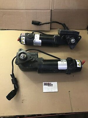 Sunrise medical jive r2 electric wheel chair motors pair a626171