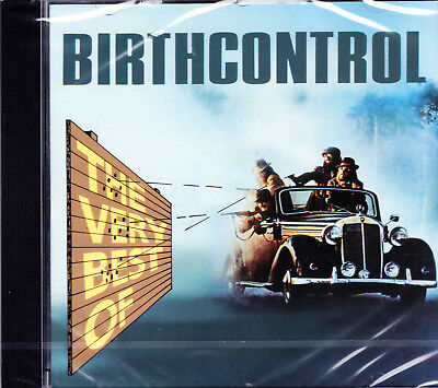 BIRTHCONTROL the very best of CD NEU OVP/Sealed