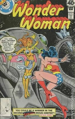 Wonder Woman (1st Series Whitman) #252 1979 VG- 3.5 Stock Image Low Grade