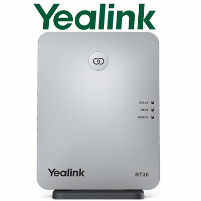 Yealink RT30 DECT Repeater for W60B W60P W52 IP Phone Base Station