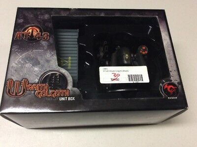 AT-43 - Wraith Golgoth Unit Box BLACK - Therian - Unopened Box