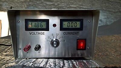 DC Bench Power Supply 0-24V 0-6A with Digital Displays - LS500