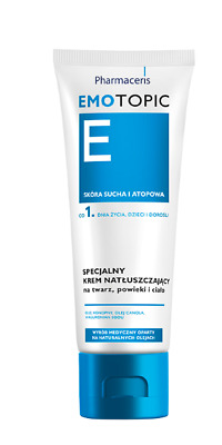 Pharmaceris Emotopic Lipid-Replenishing Cream Specjalny Krem Natluszczajacy 75Ml
