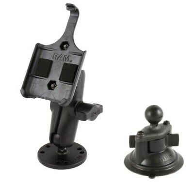 Flat Surface + Suction Cup Car Mount Kit for Apple iPod Touch 4th Generation