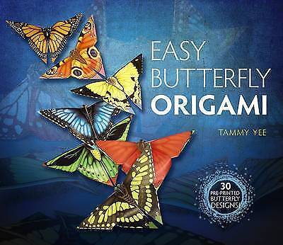 Easy Butterfly Origami (Dover Origami Papercraft) by Yee, Tammy, NEW Book, FREE