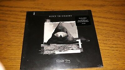 Alice in Chains - Rainier Fog [New CD] brand new free shipping