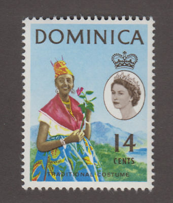 Dominica - 1965 14 Cents Type II. Sc. #173. SG #171a. Mint NH