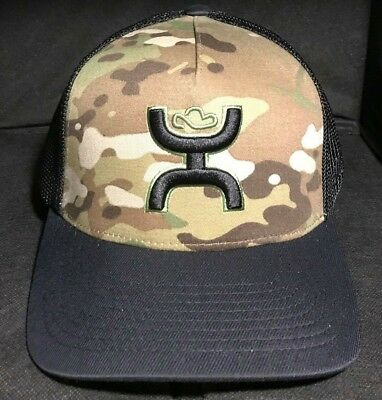 HOOey Chris Kyle 017 Camo Flexfit Hat