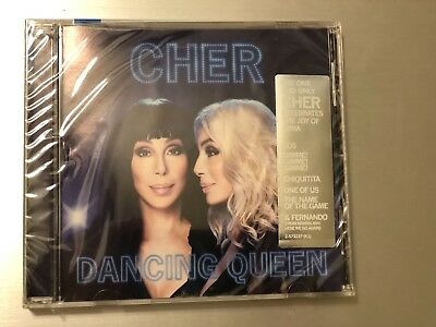 Cher CD 2018 Dancing Queen Physical Factory Sealed Album BRAND NEW CASE