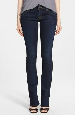 13c3be4334a Women's Hudson Jeans 'Elysian - Beth' Baby Bootcut Jeans, Size 24 - Blue