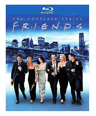 Friends The Complete Series Collection Blu-ray 21 Disc Gift Box Set NEW