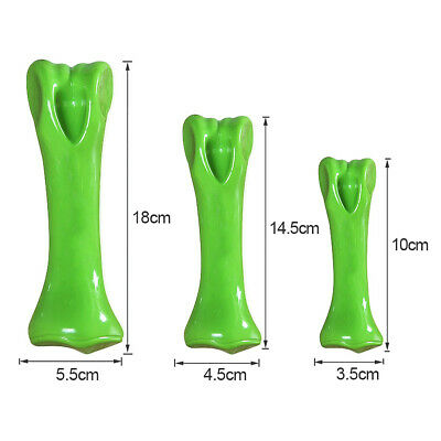 3 Size Dog Toothbrush Chew Stick Cleaning Toy Silicone Brushing Oral Dental Care