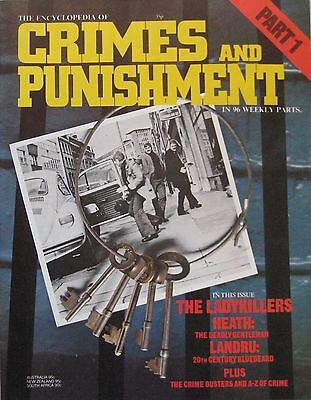 Crimes and Punishment magazine Issue 1 - The Ladykillers