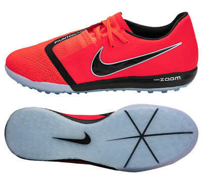 Nike Zoom Phantom Venom Pro Turf (BQ7497-600) Soccer Shoes Futsal Football  Boots ba52bcf87