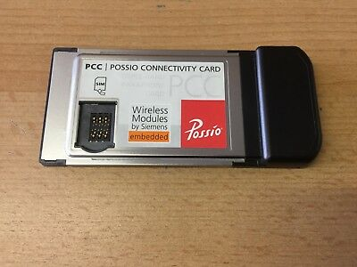 Possio Connectivity Card - QEQU 00062/04 For Possio PM70 Mobile Fax & Phone