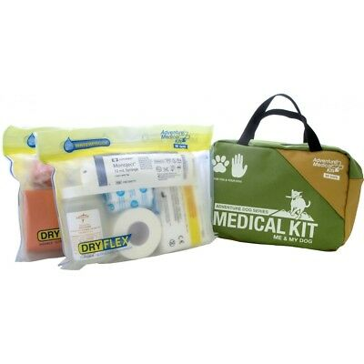 Adventure Medical Kits ME & MY DOG - First Aid Kit for Dogs & Humans - Superb!