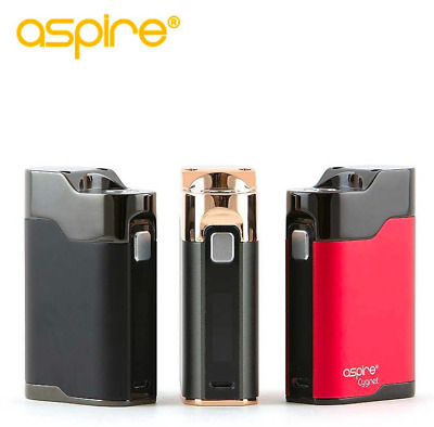Aspire Cygnet 80W Box Mod | OLED Display | Authentic Boxed Brand New | Vape