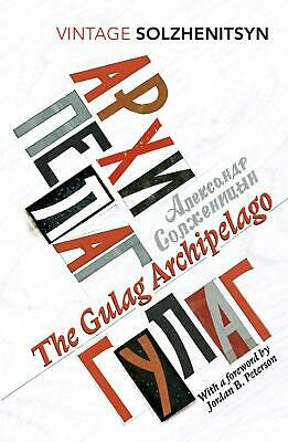 The Gulag Archipelago by Aleksandr Solzhenitsyn (English) Paperback Book Free Sh