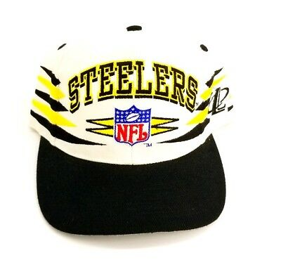 Pittsburgh Steelers NFL Football Pro Line Authentic Snapback Hat Cap Vtg  1990s a2acddbf2