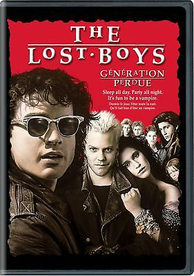 The Lost Boys (DVD, Two-Disc Special Edition) NEW