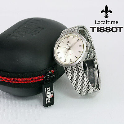 1960's TISSOT (Swiss) Türler PR 516 Ref. 46662-1 Dress Watch - Tissot Cal. 781-1