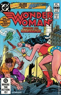 Wonder Woman (1st Series DC) #294 1982 FN Stock Image