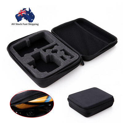 Small Travel Carry Storage Box Bag Case GoPro Hero 6 5 3 2 4 3+ Go Pro HD Camera