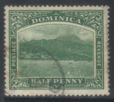 Dominica 1921-1922 Msca Sg62 Used
