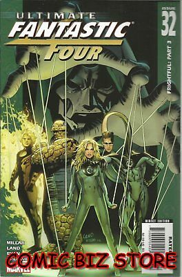 Ultimate Fantastic Four #32 (2006) 1St Printing Bagged & Boarded  Marvel Comics