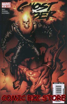 Ghost Rider #2 (2006) 1St Printing Bagged & Boarded  Marvel