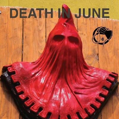 DEATH IN JUNE Essence! - LP / Translucent Pink Vinyl (2018) Limited 700
