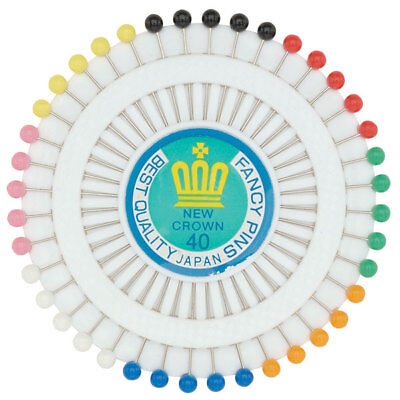 RVFM Rosette Pins Pack of 40