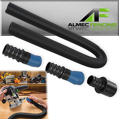 Rockler Universal Small Port Hose Kit for Joinery Dust Extraction
