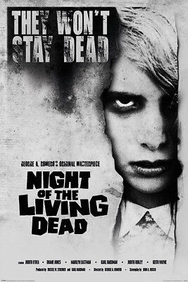Night of the Living Dead (Living Dead  - Maxi Poster 61cm x 91.5cm PP34462 - 85