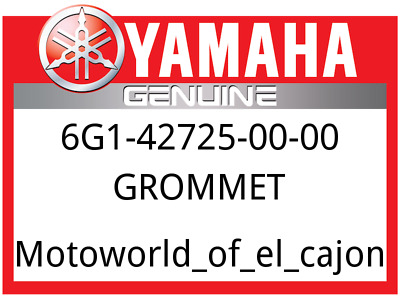 F7C New Yamaha Outboard Marine 62Y-42727-00 Remote Control Cable Grommet